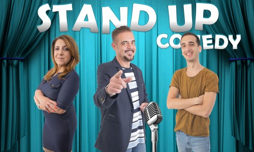 Stand Up Comedy TURNÉ - Kisbér | Stand Up Comedy Humortársulat