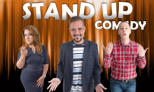 Stand Up Comedy ROADSHOW nagydumásokkal Debrecenben | Stand Up Comedy Humortársulat