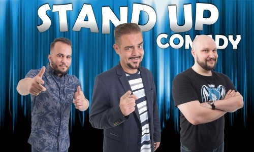 Stand Up Comedy ROADSHOW nagydumásokkal Esztergomban | Stand Up Comedy Humortársulat