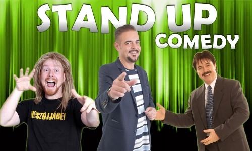 Stand Up Comedy ROADSHOW nagydumásokkal Nyíregyházán | Stand Up Comedy Humortársulat