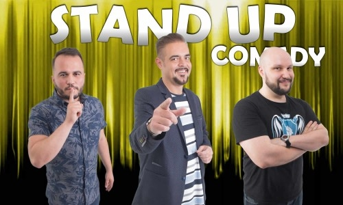 Stand Up Comedy ROADSHOW nagydumásokkal Pécsen | Stand Up Comedy Humortársulat