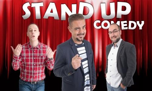 Stand Up Comedy ROADSHOW nagydumásokkal Szegeden | Stand Up Comedy Humortársulat