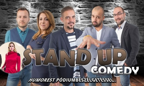 Stand Up Comedy SPECIAL - ZENE - Budapest | Stand Up Comedy Humortársulat