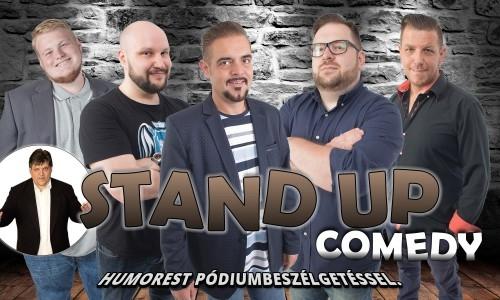 Stand Up Comedy SPECIAL - TÚLSÚLY - Budapest | Stand Up Comedy Humortársulat