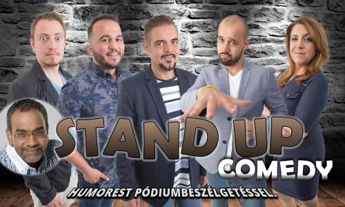 Stand Up Comedy SPECIAL - EGÉSZSÉG - Budapest | Stand Up Comedy Humortársulat