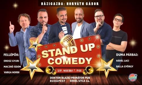 Stand Up Comedy Humortársulat LIVE - 2019-ben is neked lökik a sódert - Budapest | Stand Up Comedy Humortársulat
