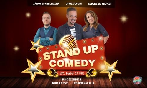 Orosz Gyuri: Gyógyíthatatlanul hülye című önálló estje   Stand Up Comedy Humortársulat
