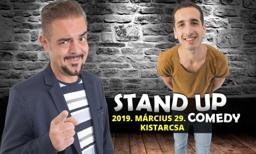 Orosz Gyuri önálló estje - KISTARCSA | Stand Up Comedy Humortársulat