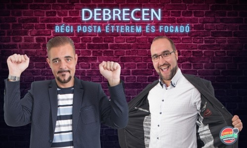 Orosz Gyuri: Szakítópróba című önálló estje - Debrecen | Stand Up Comedy Humortársulat