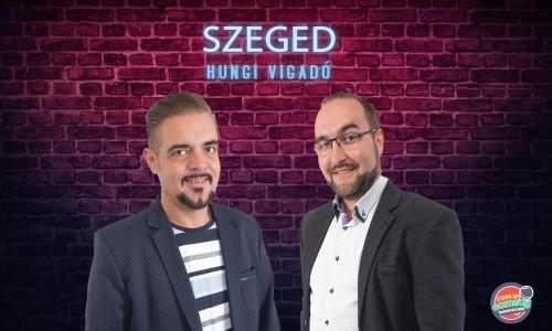 Orosz Gyuri: Szakítópróba című önálló estje - Szeged | Stand Up Comedy Humortársulat