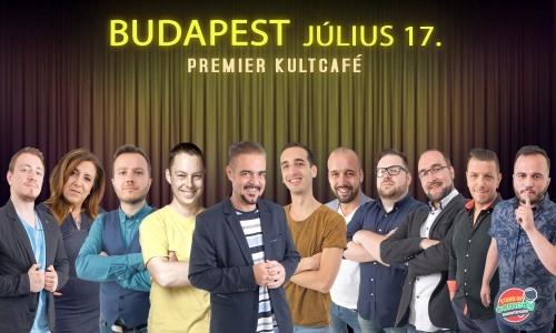 STAND UP COMEDY DUMA PÁRBAJ - BUDAPEST  | Stand Up Comedy Humortársulat