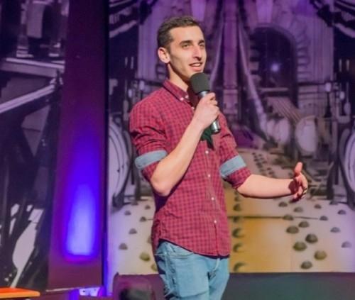 Magyed: van, hogy romának néznek vagy olasznak | Stand Up Comedy Humortársulat