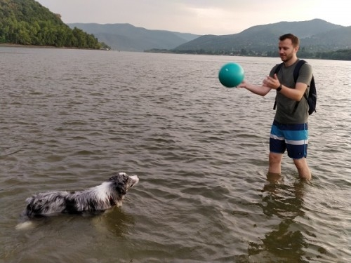 Megharapta a saját kutyáját a humorista | Stand Up Comedy Humortársulat
