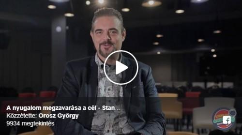 A nyugalom megzavarása a cél | Stand Up Comedy Humortársulat