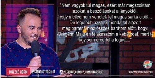 Napi STAND UPSSS! | Stand Up Comedy Humortársulat
