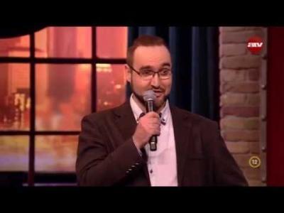 Ivácsony János - Stand up comedy - Frizbi szilveszter | Stand Up Comedy Humortársulat