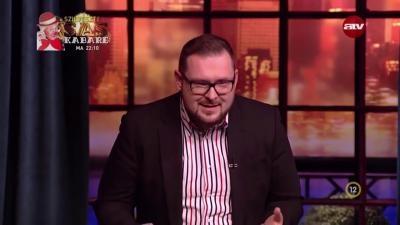 Varga Norbi - A Frizbi humorbajnokság döntőse | Stand Up Comedy Humortársulat