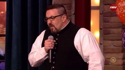 Szabó Bottyán - Stand up comedy - Frizbi szilveszter | Stand Up Comedy Humortársulat