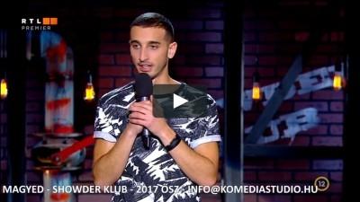 Magyed Showder Klub 2017 ősz | Stand Up Comedy Humortársulat