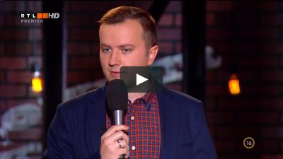 Záhonyi-Ábel Dávid Showder Klub 2015 ősz | Stand Up Comedy Humortársulat