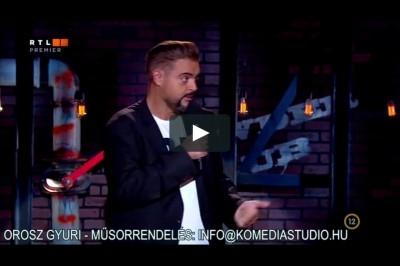 Orosz Gyuri Showder Klub 2017 ősz | Stand Up Comedy Humortársulat