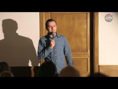 Záhonyi-Ábel Dávid - Stand up comedy - 2018 | Stand Up Comedy Humortársulat