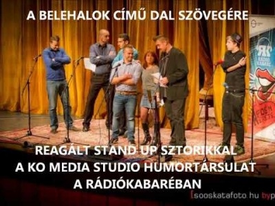 Dalos stand up - Majka - Belehalok | Stand Up Comedy Humortársulat